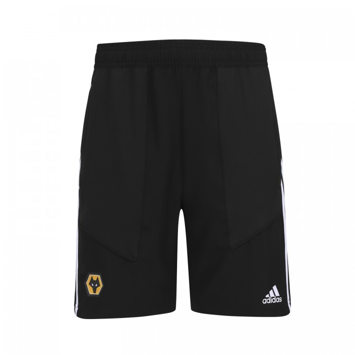 2019-20 Training Short - Black - Junior