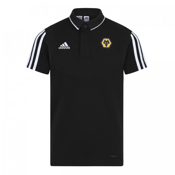 2019-20 Matchday Polo - Black - Jnr
