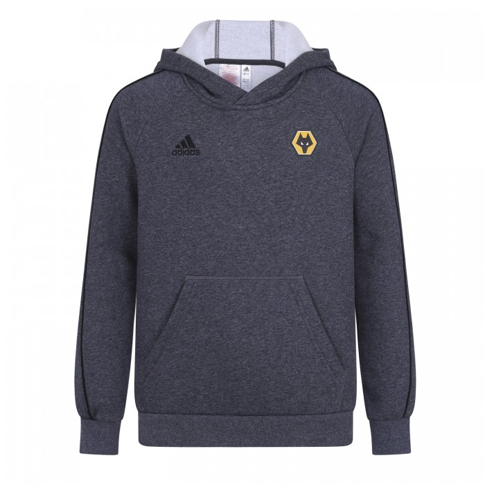 2019-20 Training Hoodie - Grey - Junior