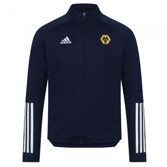 2020-21 Players Training Jacket - Navy