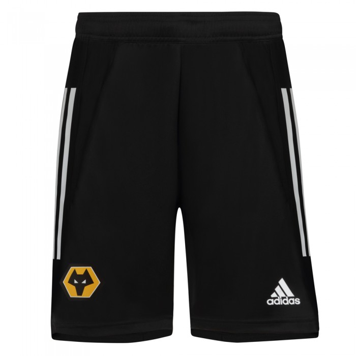 2020-21 Backroom Training Short - Black