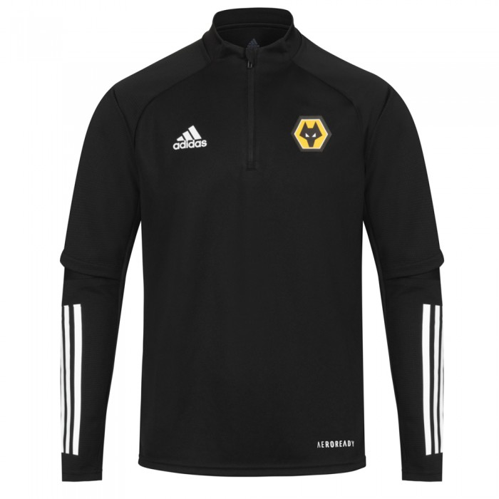2020-21 Matchday Training Top - Black