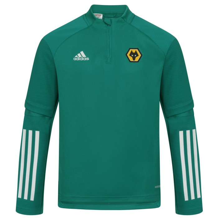 2020-21 Refresh Training Top - Green - Jnr