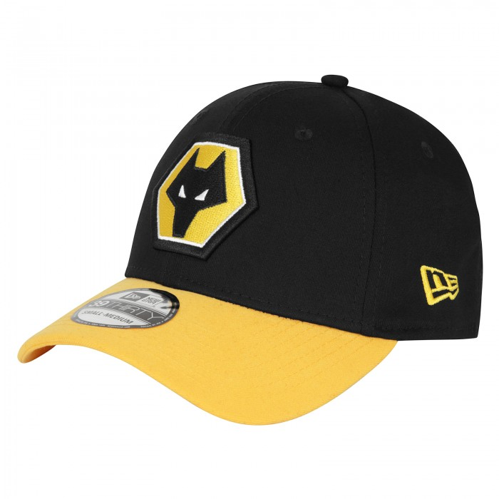 39THIRTY Crest Cap by New Era - Black/Gold