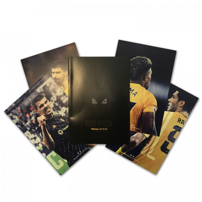 Wolves 2019-20 Official Poster Book