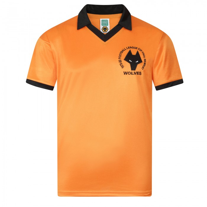 1980 League Cup Final Shirt