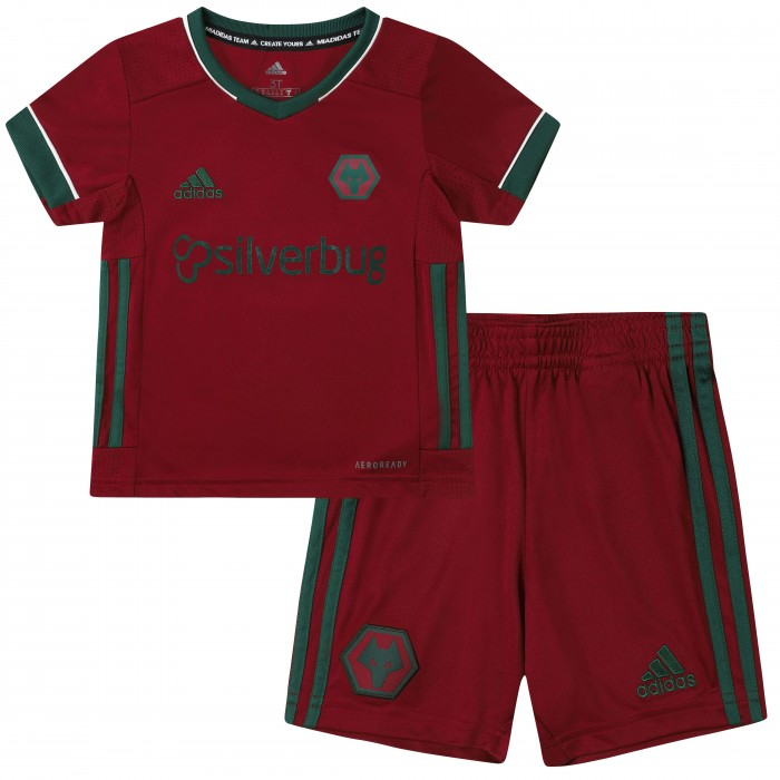 2020-21 Wolves 3rd Infant Kit