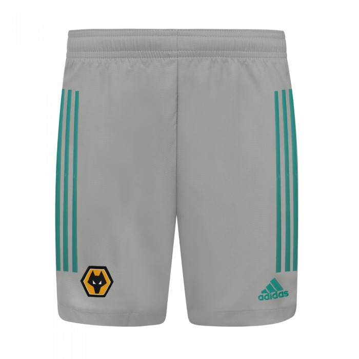 2020-21 Wolves 3rd Goalkeeper Shorts - Adult