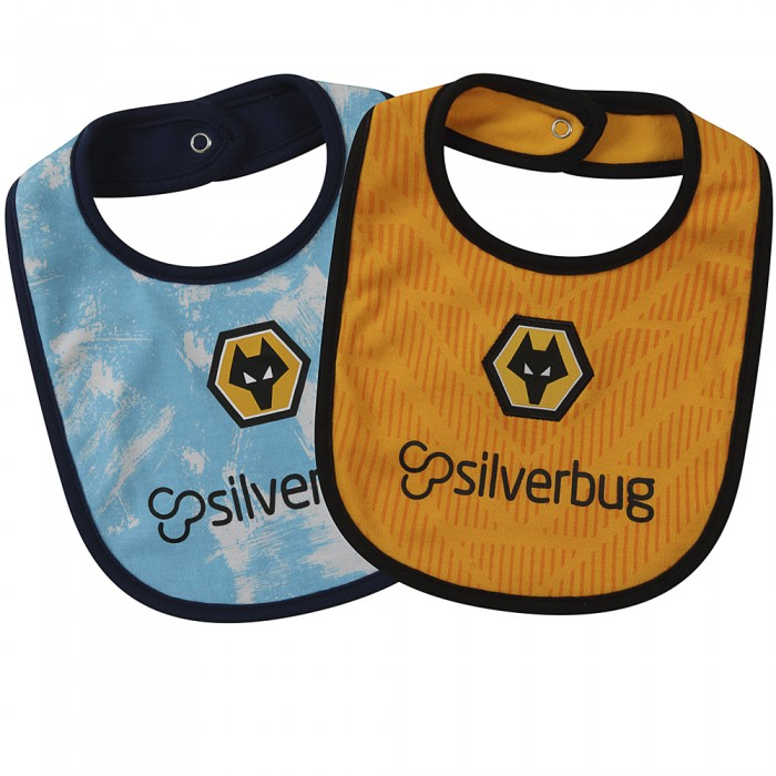 Home And Away Bib Set - 2 Pack