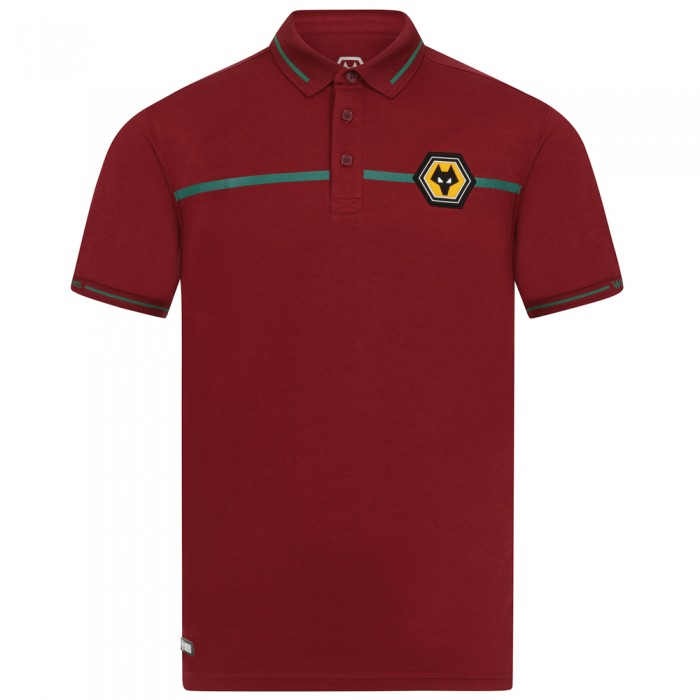 Progression Polo - Red