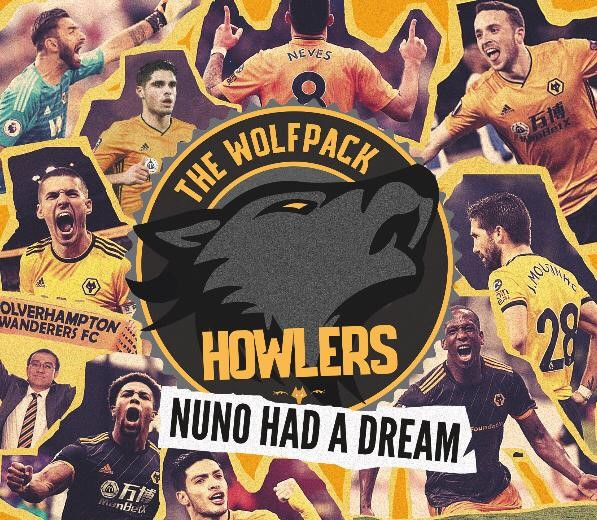 The Wolfpack Howlers CD