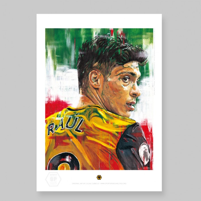 Raul Mexico - A3 Print - By Louise Cobbold