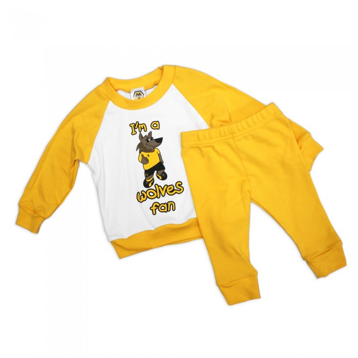 Wolfie Two Piece Set Infant