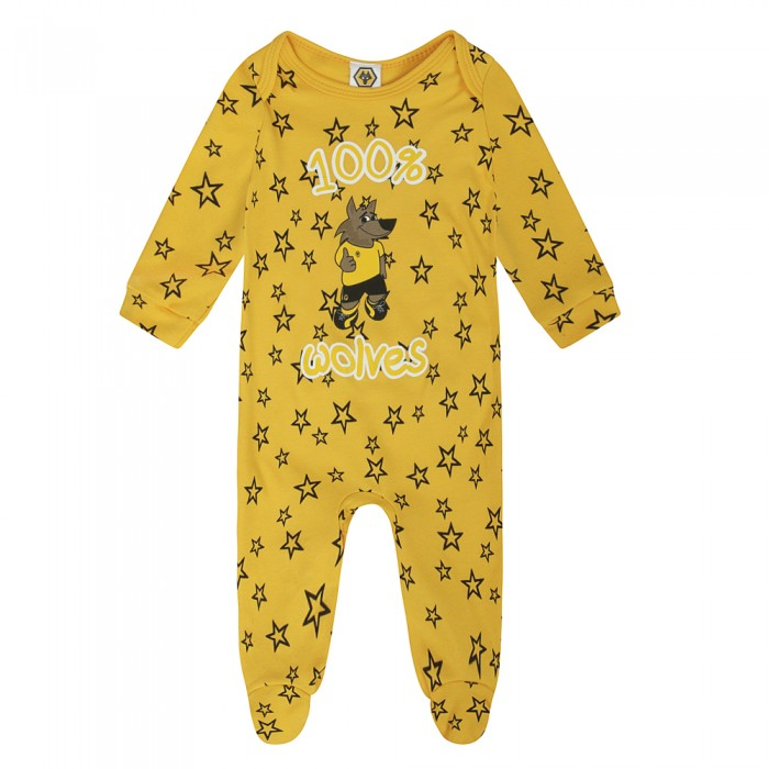 Gold Star Sleepsuit