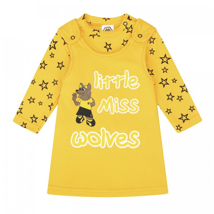 Gold Star Pinny And Tee