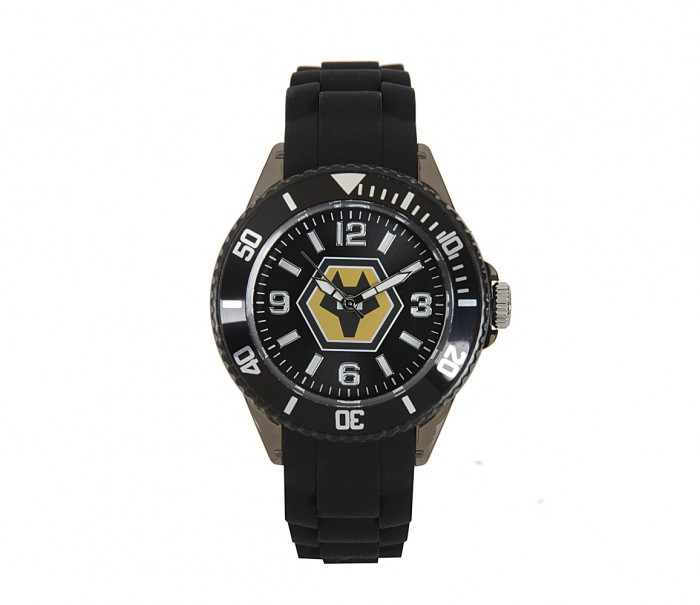 Rubber Strap Youth Watch