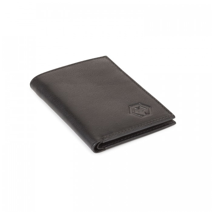 Bi Fold Leather Card Holder