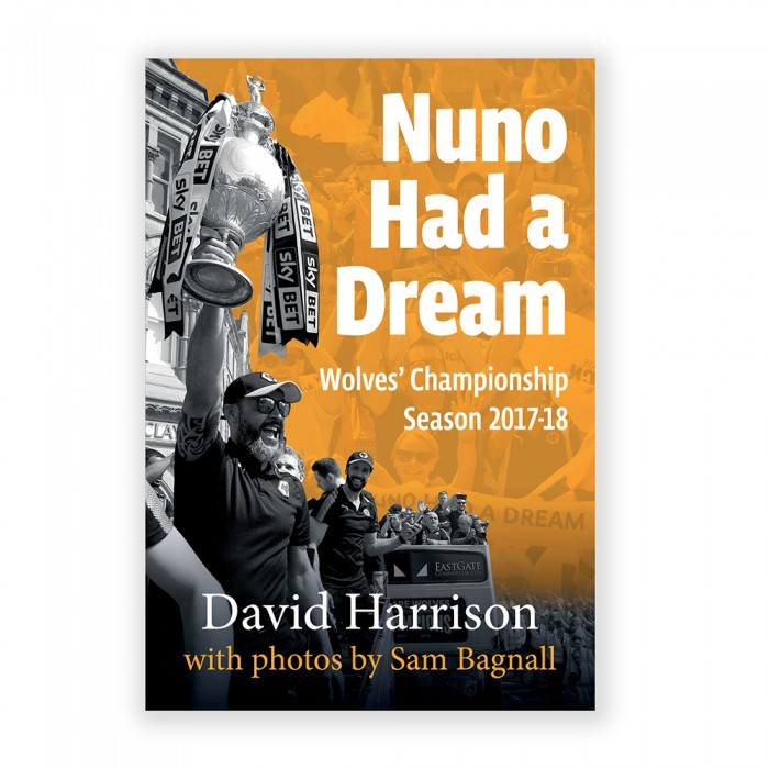 Nuno Had A Dream Book