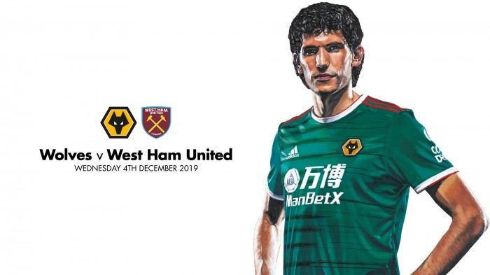 Wolves V West Ham Programme